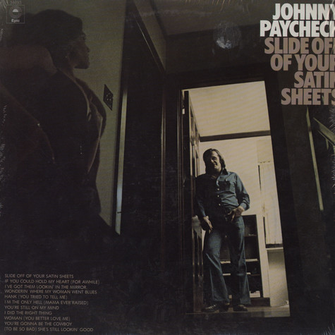 Johnny Paycheck - Slide of your satin sheets