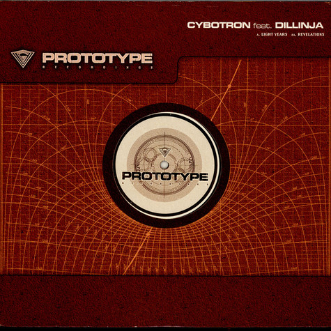 Cybotron Featuring Dillinja - Light Years / Revelations