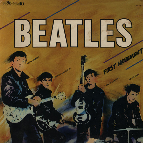 Beatles, The - First movement