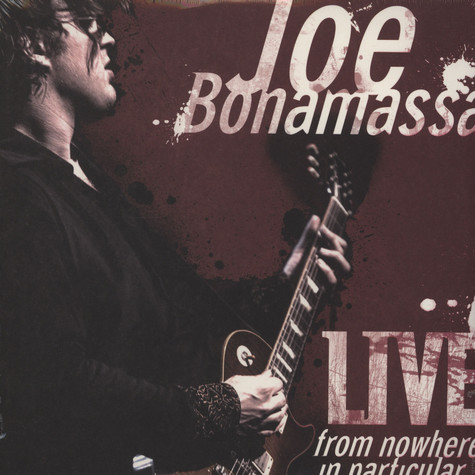 Joe Bonamssa - Live from nowhere in particular