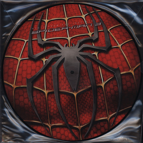 V.A. - OST Spiderman 3 Picturedisc 2 of 4