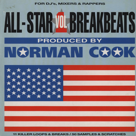 Norman Cook - All-star breakbeats volume 1