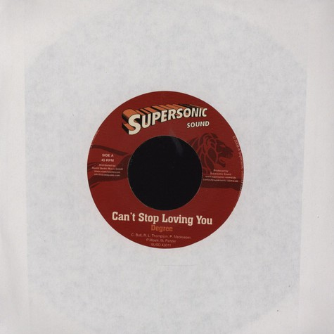General Degree / Gioman - I can't stop loving you / Anche Quando