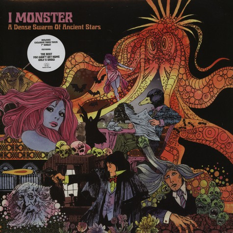 I Monster - A Dense Swarm Of Ancient...