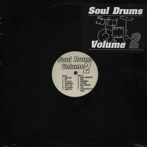 Soul Drums - Volume 2