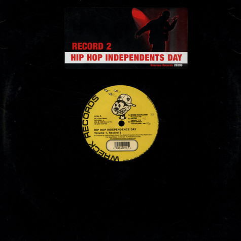 V.A. - Hip hop independents day pt.2