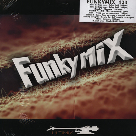 Funky Mix - Volume 123