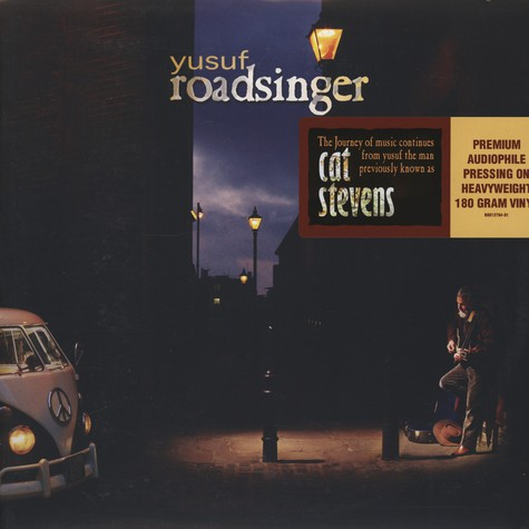 Yusuf (Cat Stevens) - Roadsinger