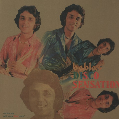 Babla And His Orchestra - Bablas Disco Sensation