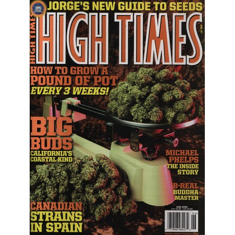 High Times Magazine - 2009 - 06 - June