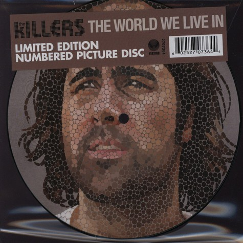 Killers, The - The World We Live In