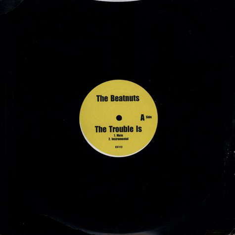 Beatnuts / Kool G Rap - The Trouble Is / Ride On