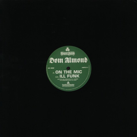 Dom Almond - On The Mic
