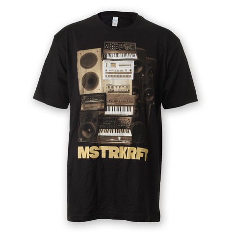Mstrkrft - Stacked T-Shirt