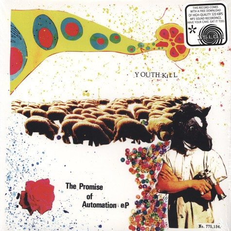 Youth:Kill (K-The-I??? & Walter Gross) - The Promise Of Automation
