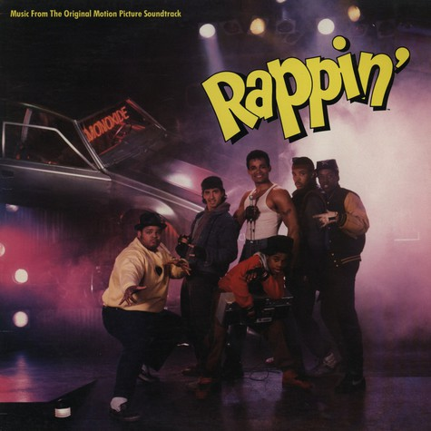 V.A. - OST Rappin