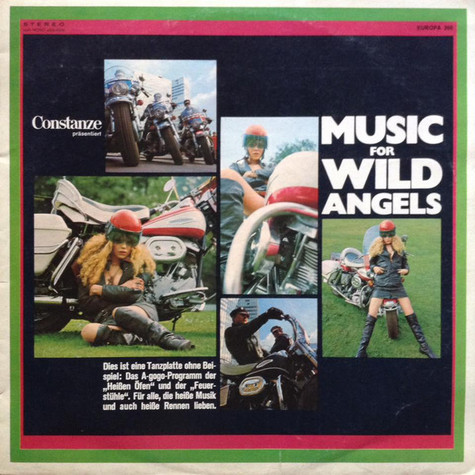 V.A. - Music for wild angels