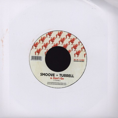 Smoove & Turrell - Don't Go!