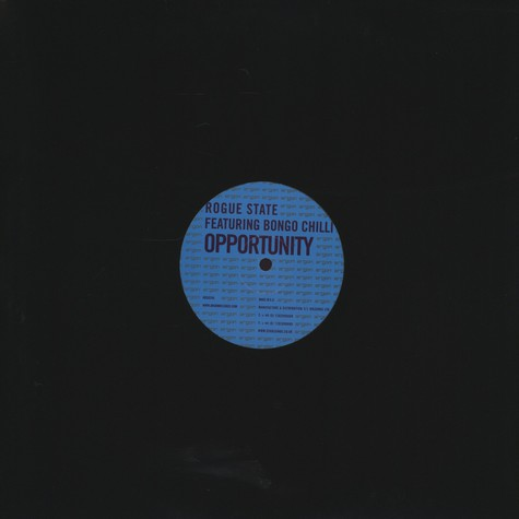 Rogue State - Opportunity feat. Bongo Chilli