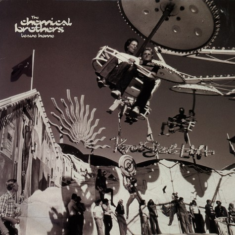Chemical Brothers - Leave home Underworld Remix