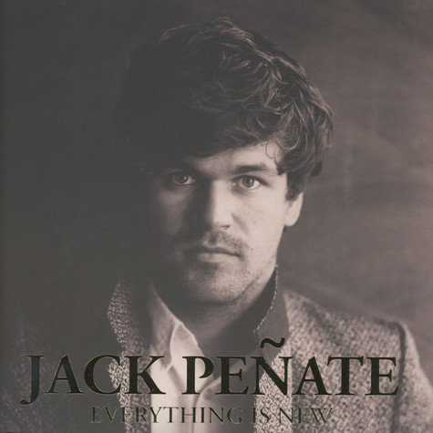 Jack Penate - Everything Is New