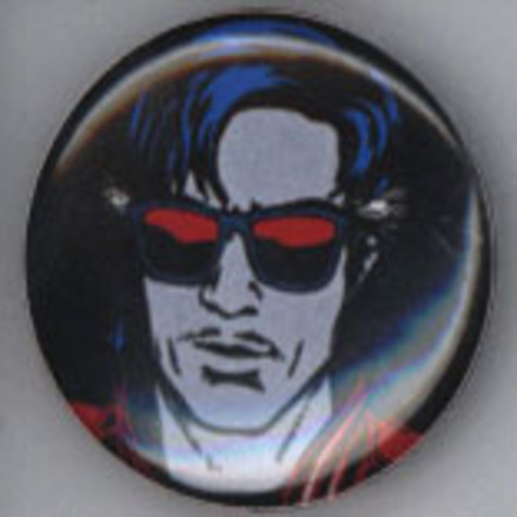 Kavinsky - Dead cruiser Button