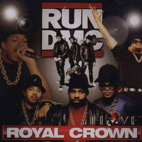 Run Dmc - Royal Crown