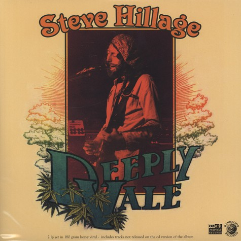 Steve Hillage - Live At Deeply Vale