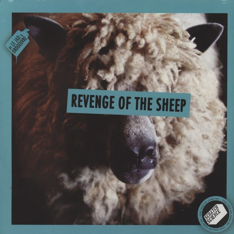 Le Jad & Ordeuvre - Revenge of the sheep 2nd Edition