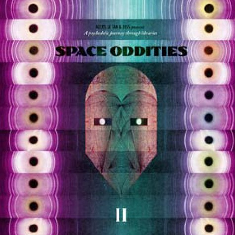 Alexis Le-Tan & Jess present: - Space Oddities Volume 2