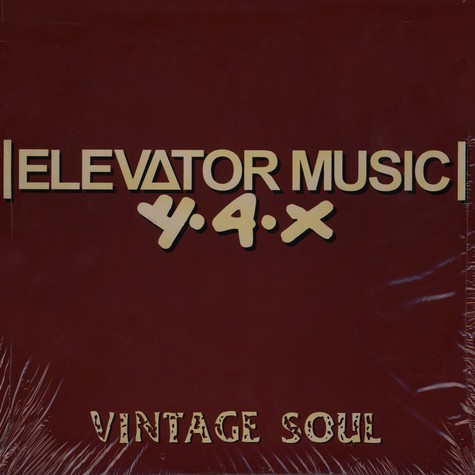 V.A. - Elevator Music Presents... The Ta'Raach Project - Vintage Soul