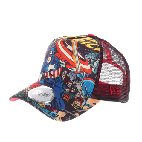 New Era x Marvel - Ruck Trucker Hat