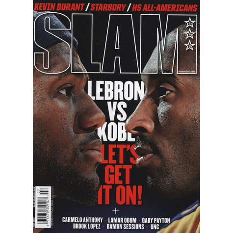 Slam Magazine - 2009 - 07 - July