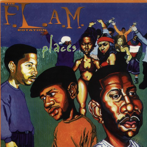 F.L.A.M. Rotation, The - Places