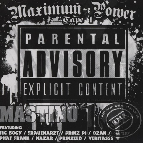 Mastino - Maximum Power Tape 1