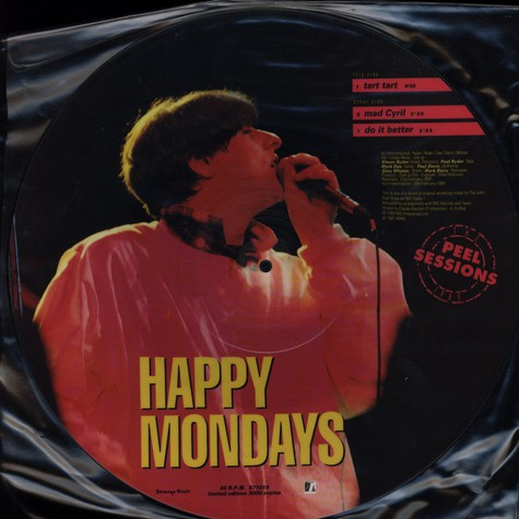 Happy Mondays - The Peel Sessions