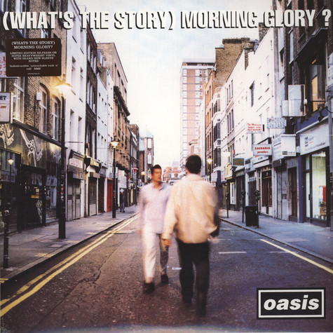 Oasis - (Whats the story) morning glory?