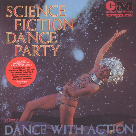 Science Fiction Corporation - Science Fiction Dance Party
