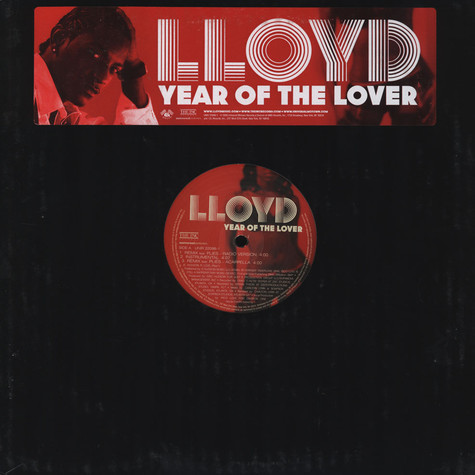 Lloyd - Year Of The Lover Remix feat. Plies