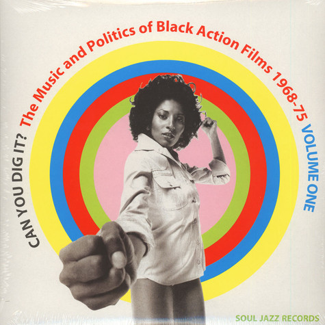 Soul Jazz Records presents Can you Dig It? - The Music and Politics of Black Action Films 1969-75 - LP 1
