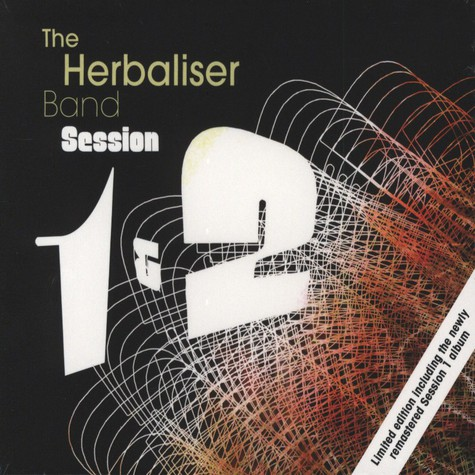 Herbaliser Band, The - Session 2 (Limited Edition incl. Session 1)