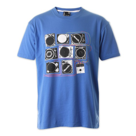 Bench - Wired Up Turntable T-Shirt