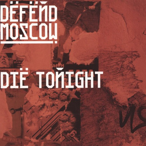 Defend Moscow - Die tonight