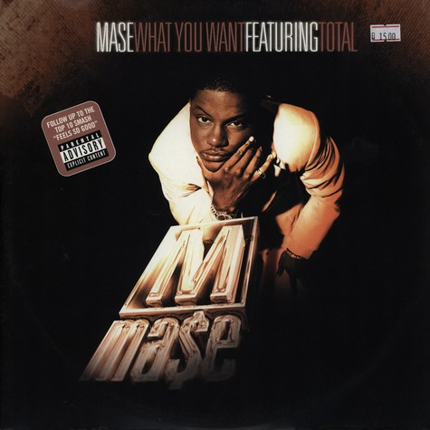 Mase feat. Total - What you want