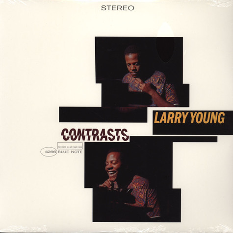 Larry Young - Contrasts