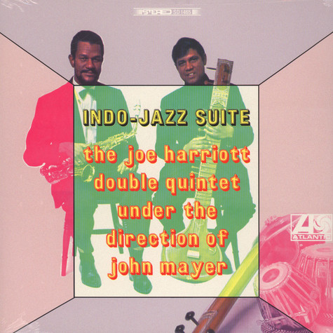 Joe Harriott Double Quintett, The - Indo-Jazz Suite