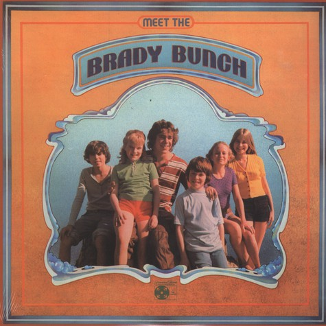 Brady Bunch - Meet The Brady Bunch