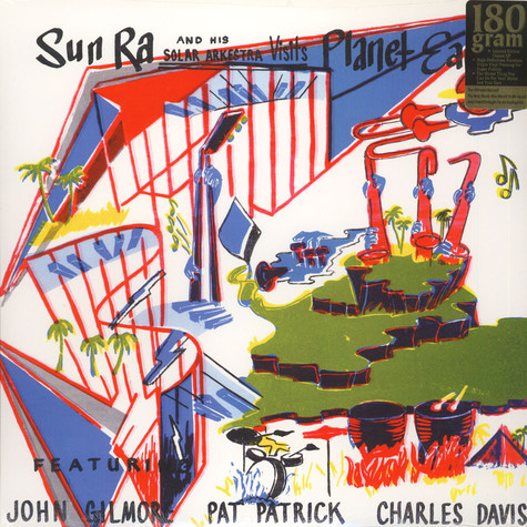Sun Ra - Visits Planet Earth