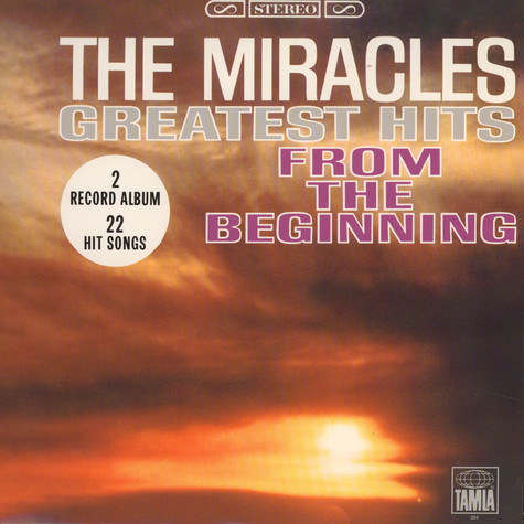 Miracles, The - Greatest Hits From The Beginning