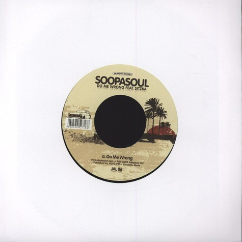 Soopasoul - Do Me Wrong feat. Sitzka
